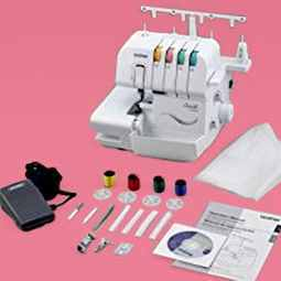 Best serger under $300 Brother 1034DX