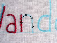Best-Embroidery-Stitch-for-Small-or-Block-Letters