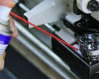 Compressed-Air-to-Clean-a-Sewing-Machine
