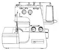 White-534-Serger-Manual