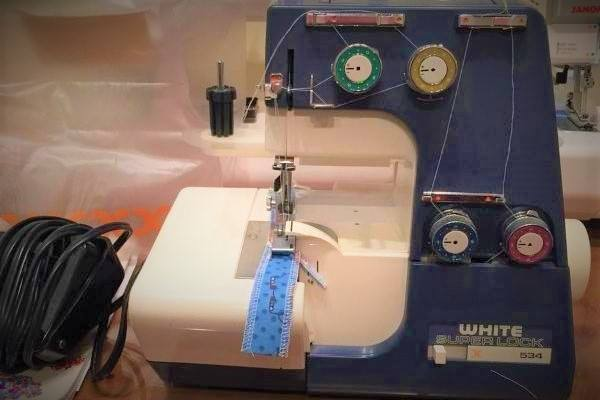 White-Superlock-534-Serger-The-Ultimate-Guide
