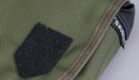 Sewing-Velcro-Patches-on-a-Backpack