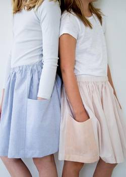 What-Is-A-Gathered-Skirt