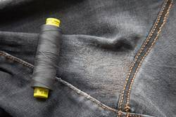 Fixing-Holes-In-Stretchy-Jeans