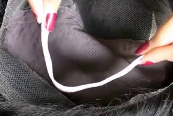 How-to-Sew-Elastic-Band-on-Wig-Easily-Frontal-or-Full-Lace