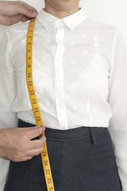 Average-Shoulder-to-Waist-Measurement