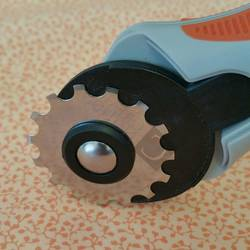 Rotary-Cutter-to-Make-Holes-in-Fleece