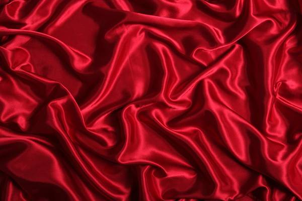 CRINCKLED EFFECT SATIN FABRIC SOLD BY THE METRE