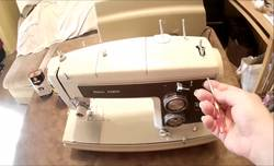 How-To-Take-a-Kenmore-Sewing-Machine-Apart