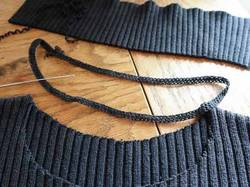 How-to-Alter a-Sweater-Neckline