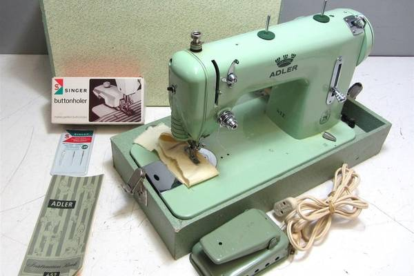 The-Vintage-Adler-Sewing-Machine-History-Value-Review