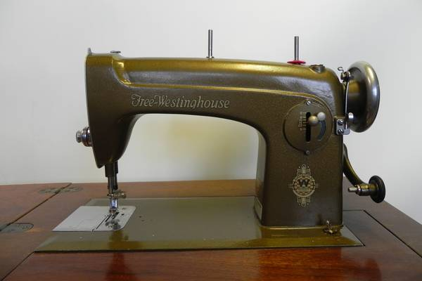 The-Free-Westinghouse-Sewing-Machine-History
