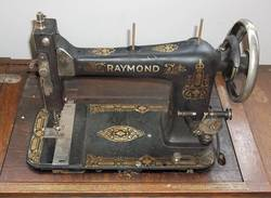 Dating-a-Raymond-Sewing-Machine