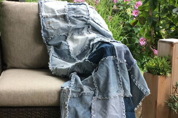 Is-Denim-Easy-to-Sew-How-to-Sew-Denim-Shorts,-Skirt,-By-Hand