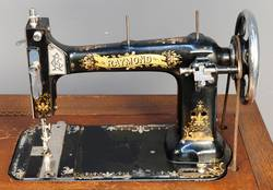 Raymond-Sewing-Machine-History