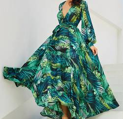 How-Much-Fabric-For-Maxi-Dress