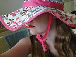 Interfacing-for-a-Sun-Hat