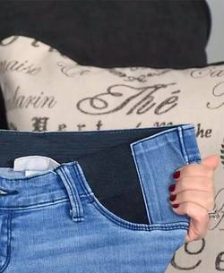 Expanding-the-Waist-of-Jeans