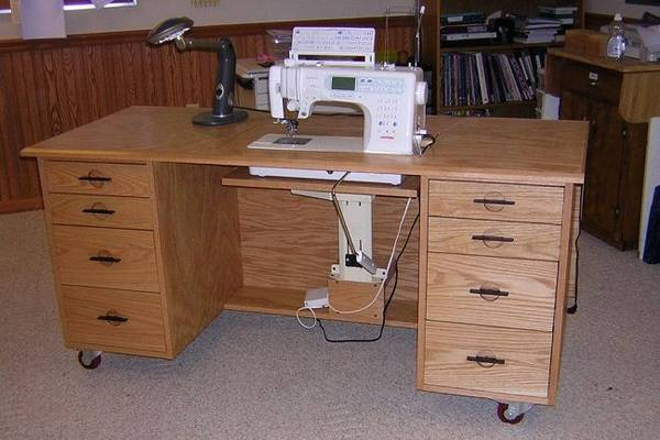 Mounting-Brackets-How-to-Attach-Sewing-Machine-to-Table