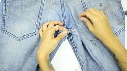 How-to-Sew-Pants-Crotch-Seam-by-Hand