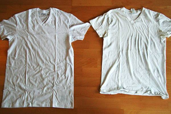 How-to-Shrink-a-Shirt-Without-Washing-It-Without-a-Dryer