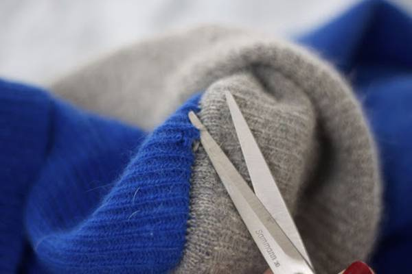 How-to-Remove-a-Cowl-Neck-From-a-Sweater-Alter-a-Neckline