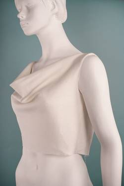 How-to=Sew-Cowl-Neckline